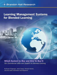 Learning Management Systems for Blended Learning: Which System to Buy and How To Buy It