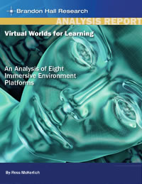 Virtual Worlds for Learning: An Analysis of Eight Immersive Environment Platforms