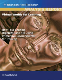 Virtual Worlds for Learning: How Four Leading Organizations