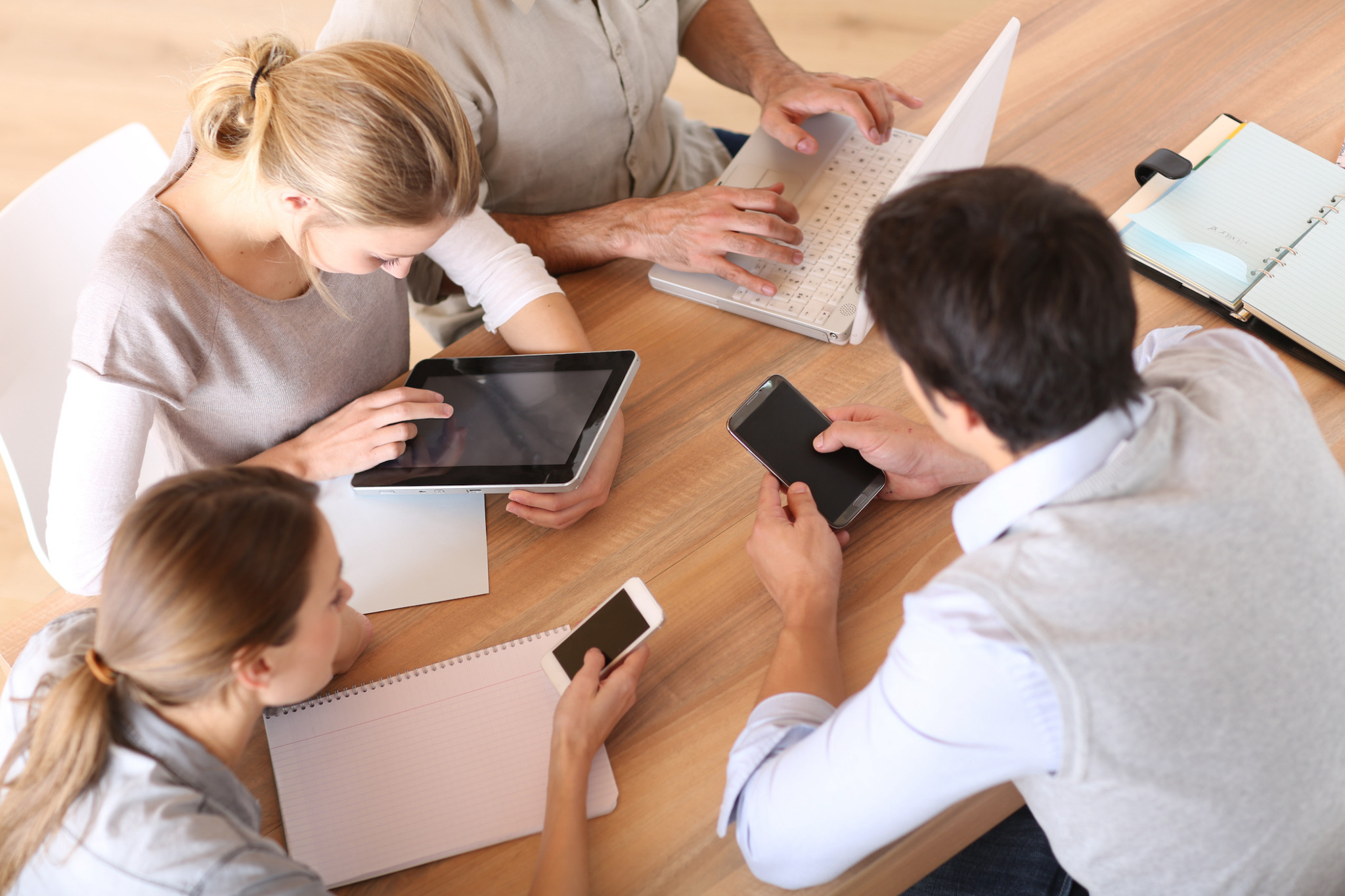 Mobile Learning with Purpose