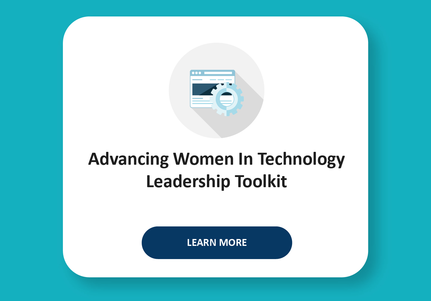 Advancing women in leadership toolkit
