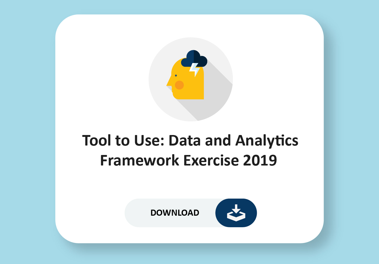 Data and Analytics framework